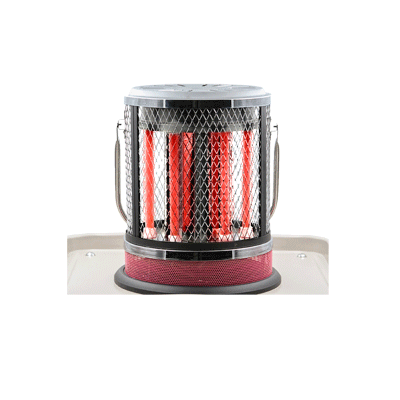 Movable Electrical Indoor Heater with plates