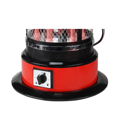 Stable Quartz Tubes Electric Heater
