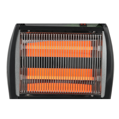 Low Power Energy Efficient Electric Heater