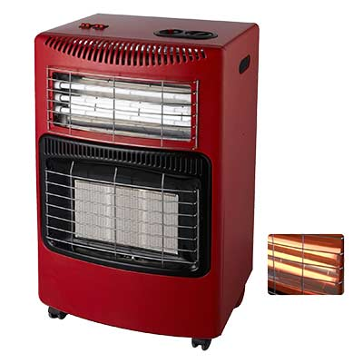 High Quality Mobile Gas Heater with ODS