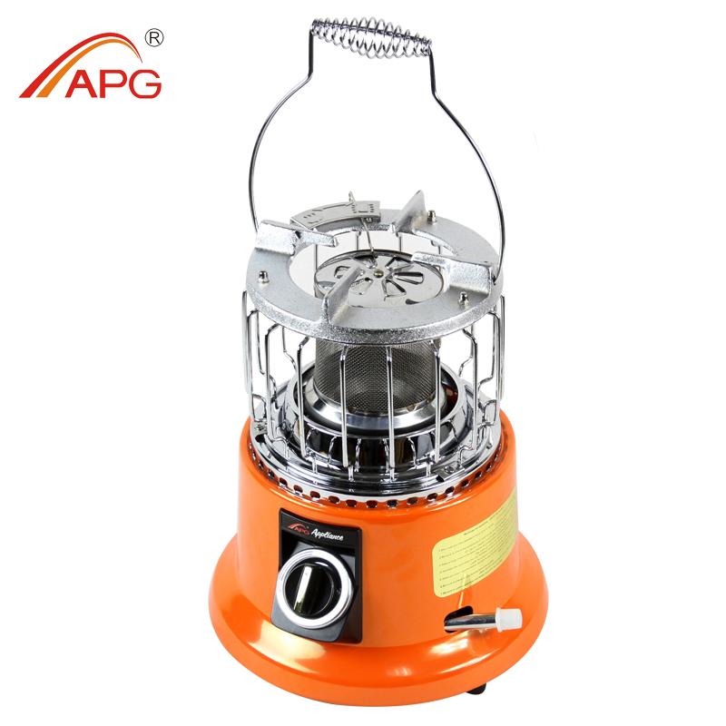 Portable Ocarina Gas Home Heater