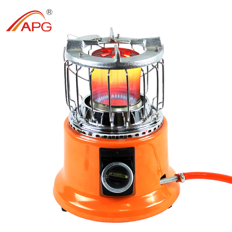 Gas Heater for Heating and Cooking