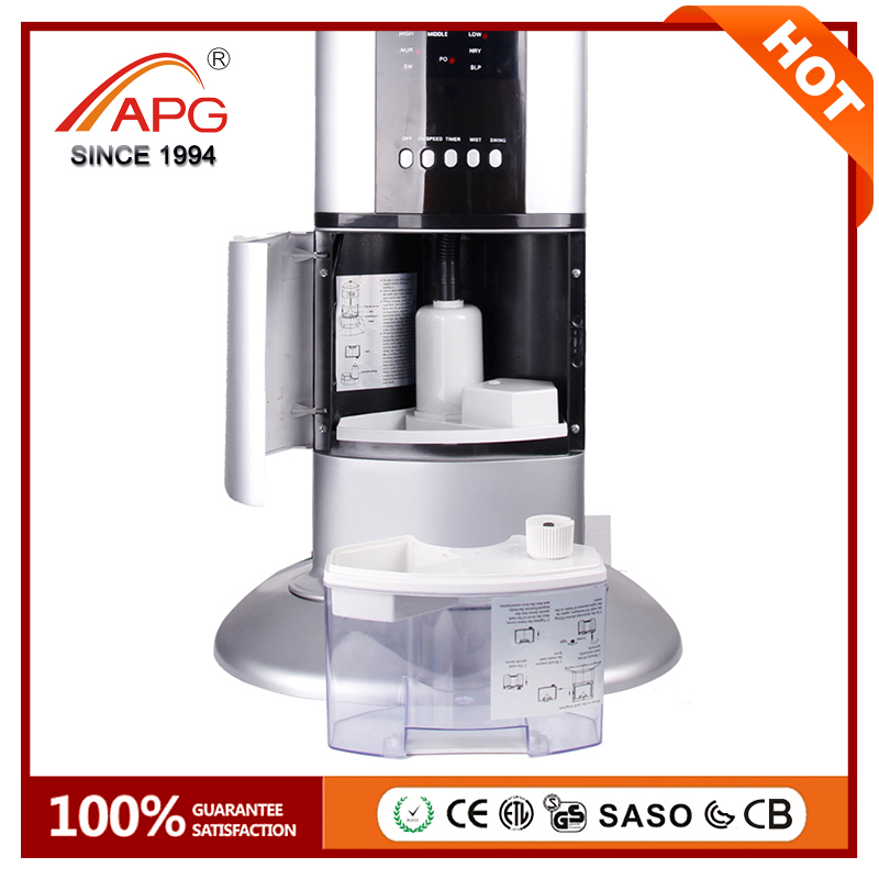 16 Inch Electric Stand Water Mist Fan