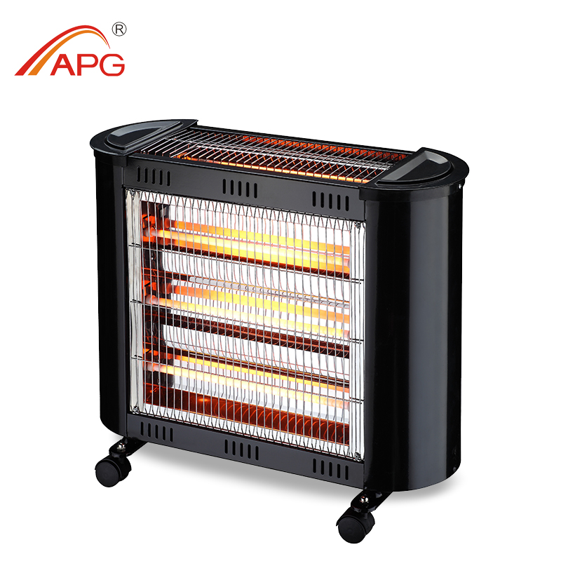 2000W APG Infrared Portable Electric Quartz Heater