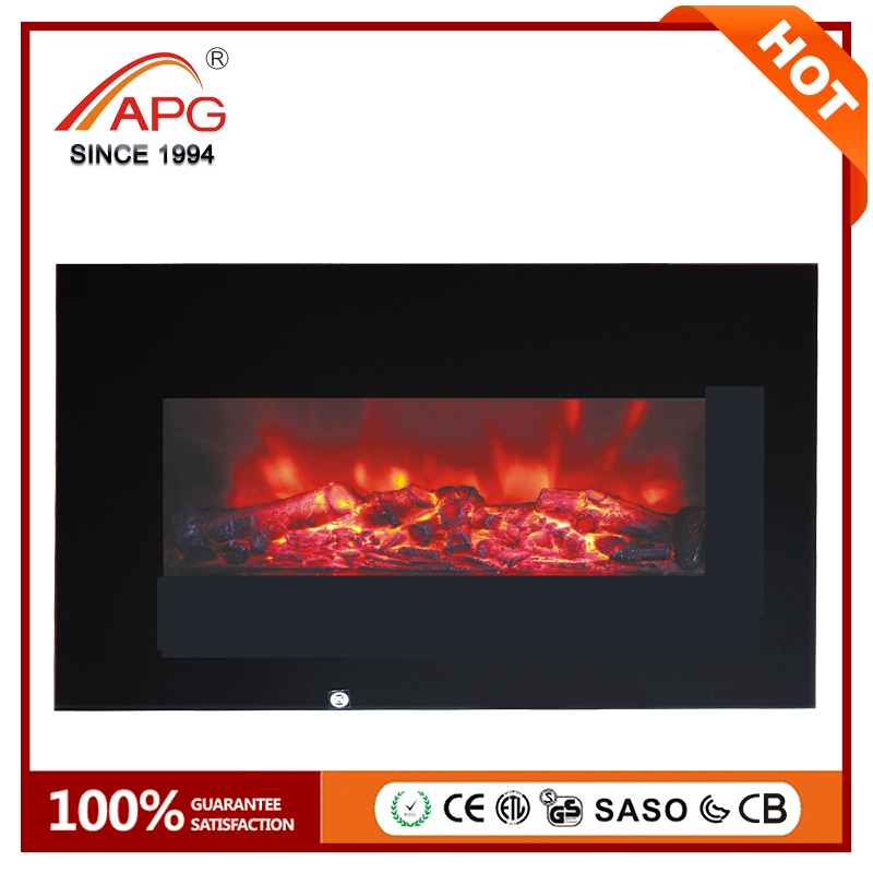 2017 APG Fake Decorative Electric Fireplace