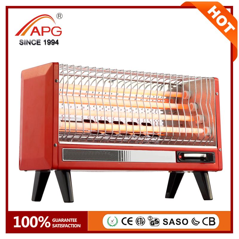 APG Square Electric Quartz Heater