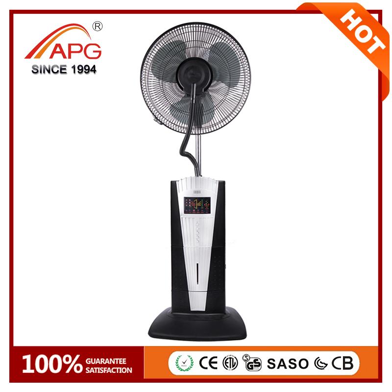 APG NEW 16'' AC Electric Water Mist Fan